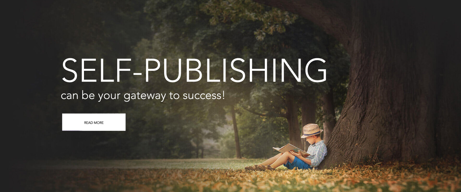 Self-Publishing My Book: Self-Publishing